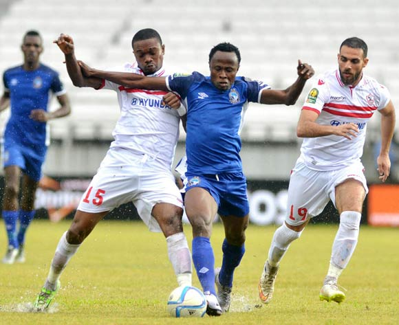 Enyimba deserved to beat Zamalek says coach