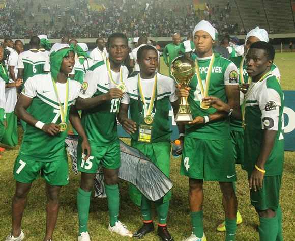 10 U23 AFCON champions survive Siasia clear-out