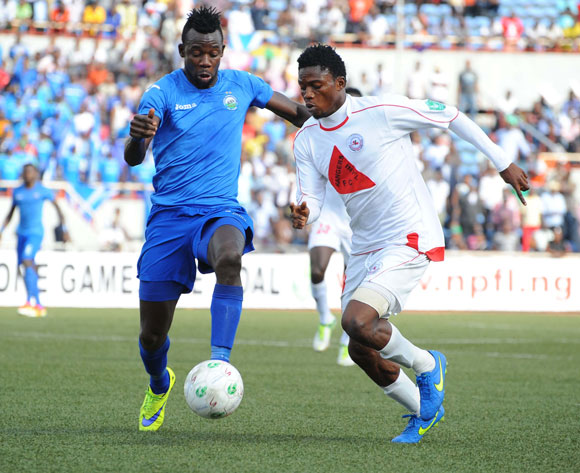 Adegbite promises great things at new club Pillars