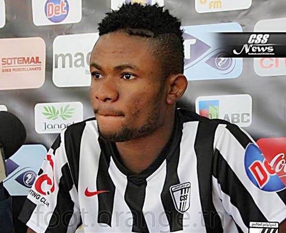 Sokari begs Sfaxien fans after missing out on Champions League
