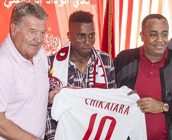 Chikatara heading to France, rejects Al Ahly, Turkey
