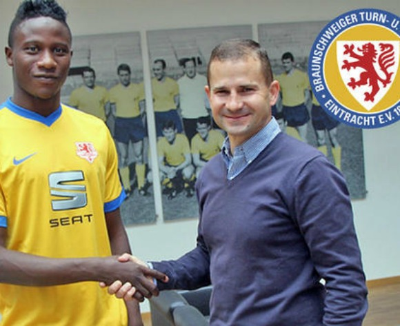 Suleiman Abdullahi: Germany move great for me