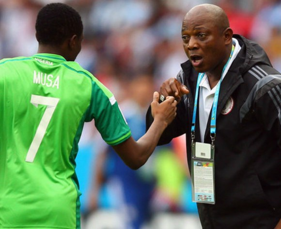 Ahmed Musa: I lost a father in Keshi