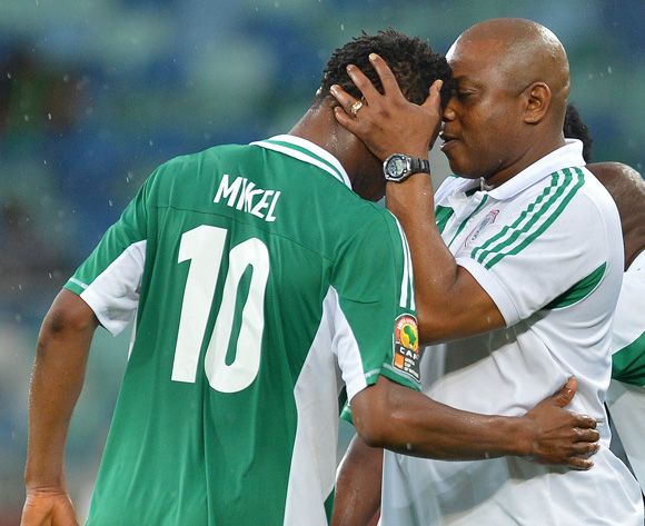 Eagles stars led by Mikel to be part of Keshi's funeral