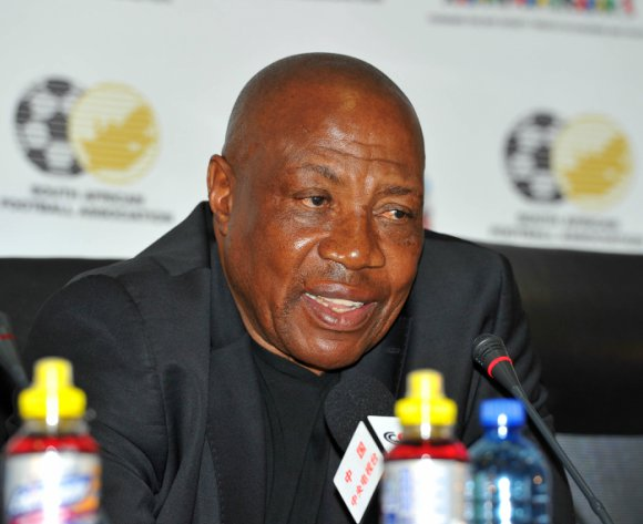 Shakes Mashaba names his starting eleven for Swaziland clash