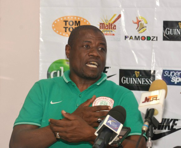 Salisu Yusuf leads home-based Super Eagles