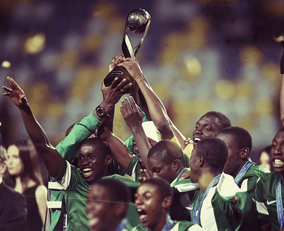 EXCLUSIVE: CAF supervise Nigeria's Eaglets MRI scan