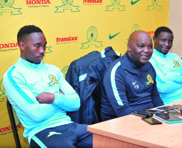 Mosimane: Sundowns closing in on 'top player'