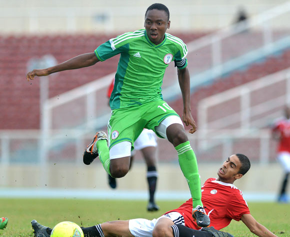 'Paul Scholes' Gavi Thompson starts for Flying Eagles, Osimhen leads attack