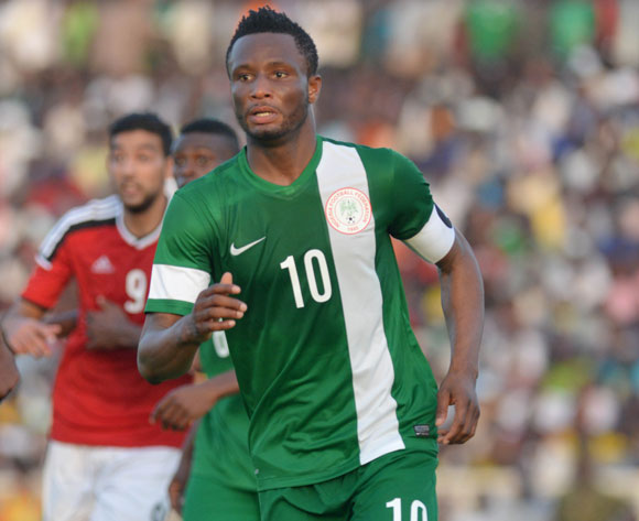 Siasia confirms Chelsea star Mikel for Rio Olympics