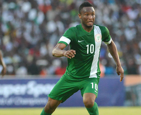 Chelsea star Mikel leads 4 others to Nigeria Olympic team