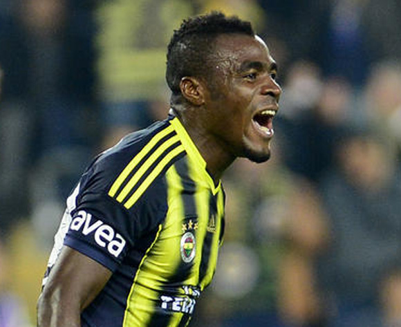 Emenike double sinks Monaco in Champions League