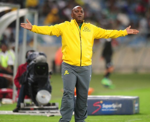 Pitso Mosimane expected more 'fight' from Ngele