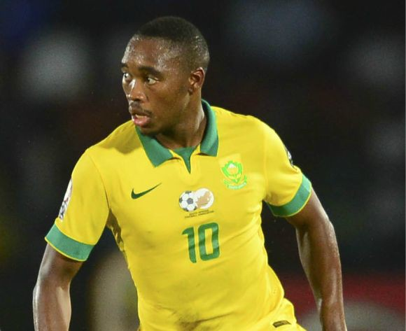 Report: Sibusiso Vilakazi completes Sundowns switch