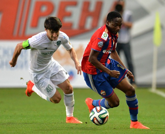 Ahmed Musa hits Austria with Leicester City