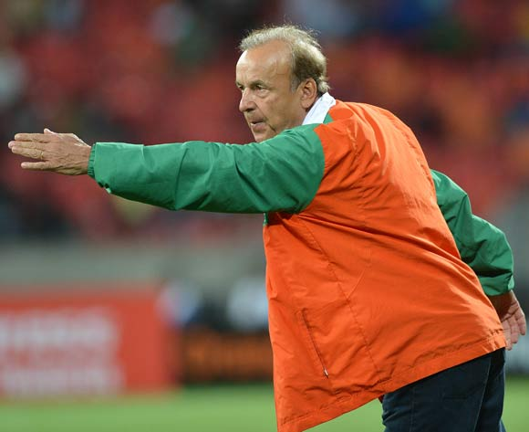 Rohr: I have the heart of a winner