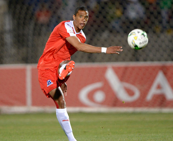 Bevan Fransman from Maritzburg United during the Absa Premiership match between Bloemfontein Celtic FC and Maritzburg United at Dr Molemela Stadium on 24 August 2016. ©Gerhard Steenkamp/Backpage Media