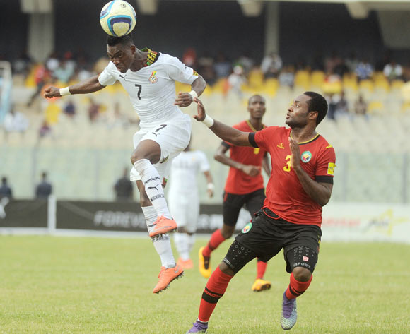 Ghana enter final AFCON qualifier amid chaos in camp