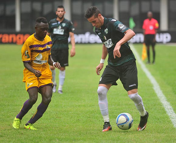 MO Bejaia, Medeama in semifinal battle