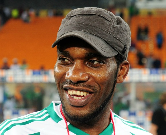 'Jay Jay' Okocha warns Olympic team: You can't be rich playing for Nigeria
