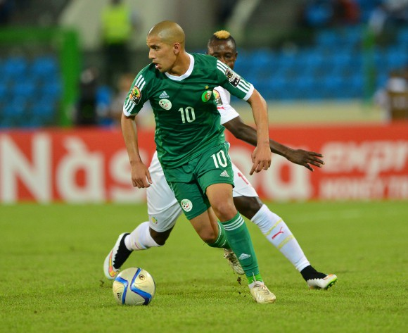 Algeria to wrap up AFCON qualifying