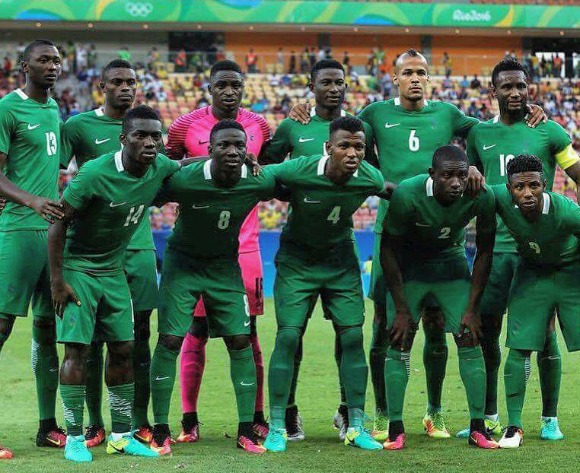 Nigeria player pained after he's thrown out of Olympics hotel