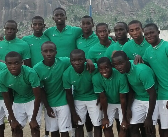 Nigeria's Eaglets face Niger for playoff vs Gabon or Algeria