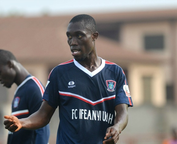 IfeanyiUbah on track for international football says Jimoh Oni