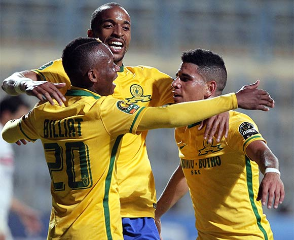 Sundowns to play in Ndola or Rabat for place in CAF CL final