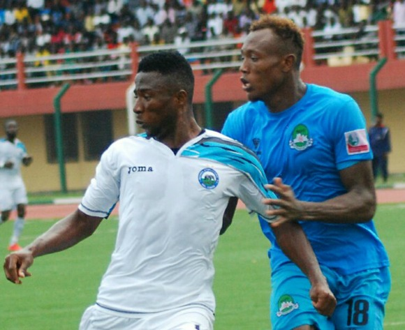 Enyimba champions again backs striker Ugochukwu Leonard