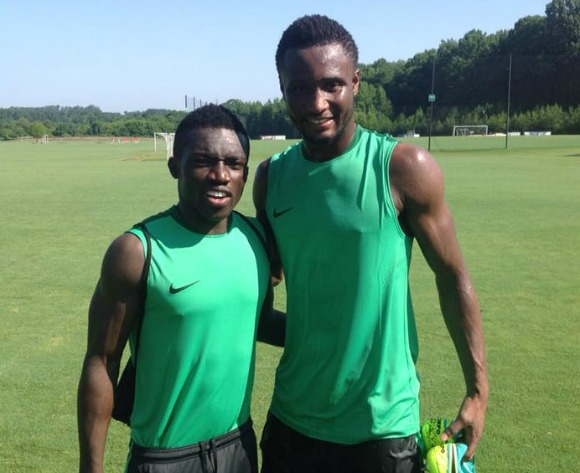 Azubuike's return lifts Nigeria, Etebo for late fitness test