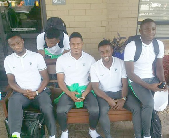Nigeria Olympic team finally fly out 31 hours before opening match