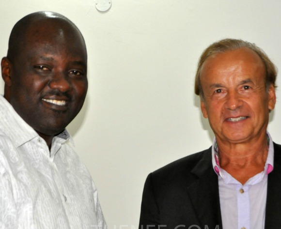 Rohr gets short-term contract to qualify Nigeria to World Cup