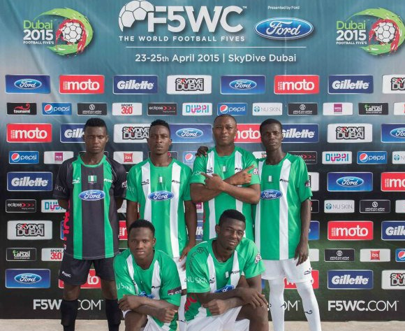 Nigeria's Football Fives World Championship qualifiers begin soon