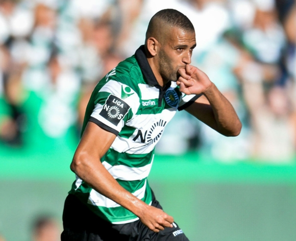 Islam Slimani completes Leicester City move