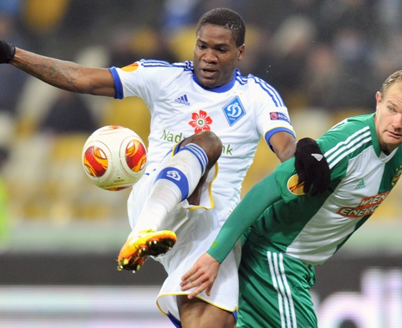 Brown Ideye says he wants to be Goal King of Greece