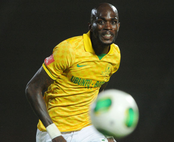 Mosimane: Laffor should start every game for Sundowns