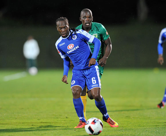 Reneilwe Letsholonyane of Supersport United  ©Muzi Ntombela/BackpagePix