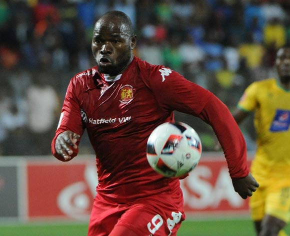 Collins Mbesuma on target for seventh different PSL club