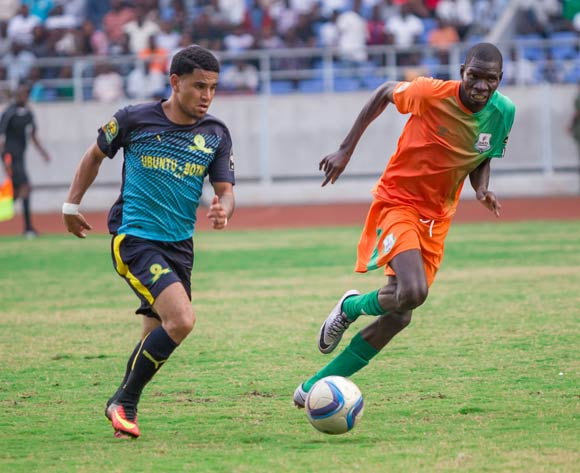 2016 Caf Champions League: Sundowns 2-0 ZESCO United - AS IT HAPPENED