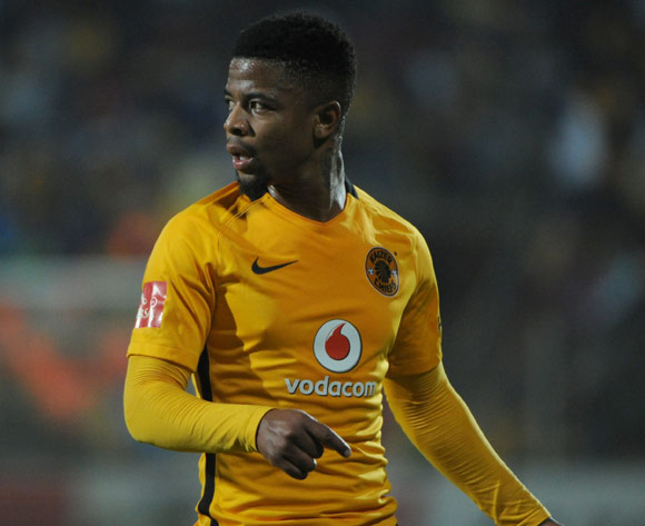 George Lebese of Kaizer Chiefs during the Absa Premiership match between Highlands Park and Kaizer Chiefs on the 21 September 2016 at Makhulong Stadium Pic Sydney Mahlangu/ BackpagePix