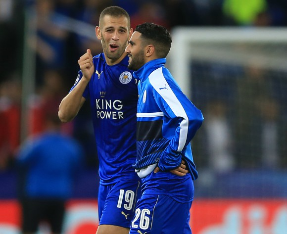 Algeria call up Mahrez, Slimani for Cameroon clash