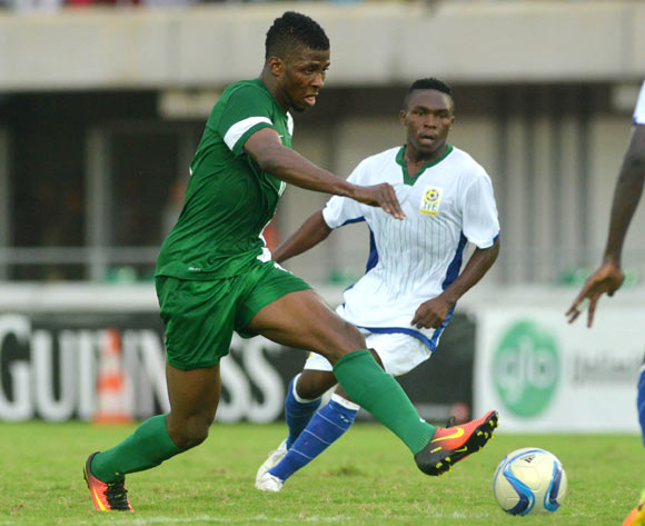Kelechi Iheanacho vs Tanzania in Uyo in September