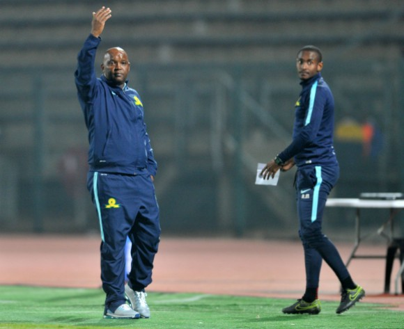 Pitso Mosimane warns ZESCO: 'If you park the bus we will score'