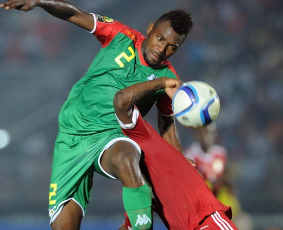 Burkina Faso star Steeve Yago apologises for punching Botswana's Lebogang Ditsile