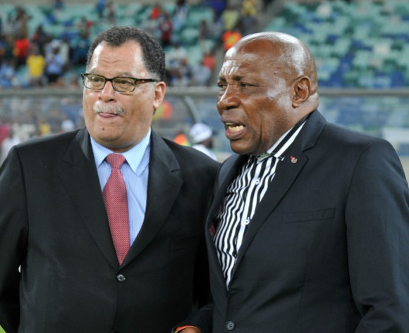 Danny Jordaan urges supporters to come in numbers for SA v Egypt