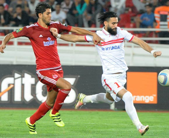 Zamalek coach hails Champions League final qualification