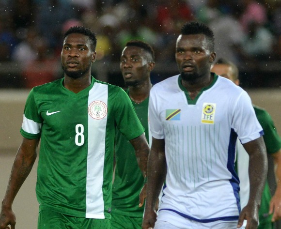 Ideye promises Eagles will be firing goals in World Cup qualifiers