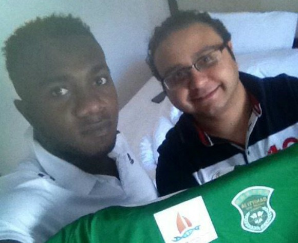 Ittihad replace HIV positive player with Kabongo