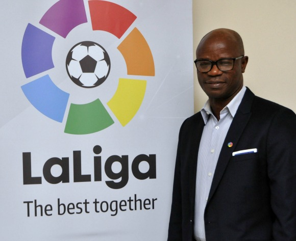 Mutiu Adepoju says La Liga and Nigeria league the best together